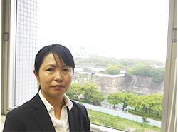 サイバー犯罪対策課女性捜査員からのメッセージ/大阪府警本部